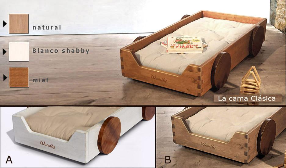 Woodly store cama ecologica montessori - Modelos de cojines para cama ...