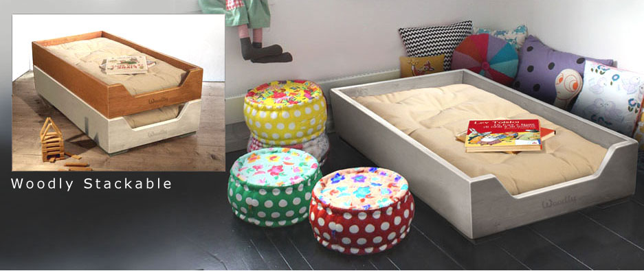 Woodly Store Montessori Floor Bed