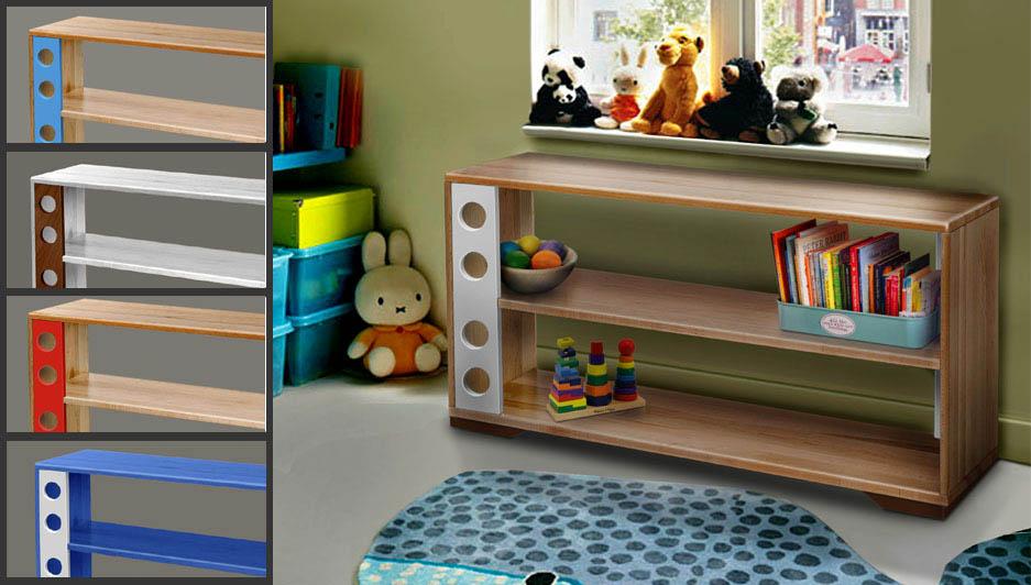 woodly store - lettino ecologico montessori - Scaffali Per Bambini